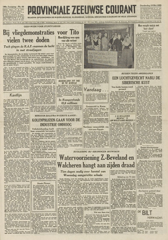 Provinciale Zeeuwse Courant 1953-03-19