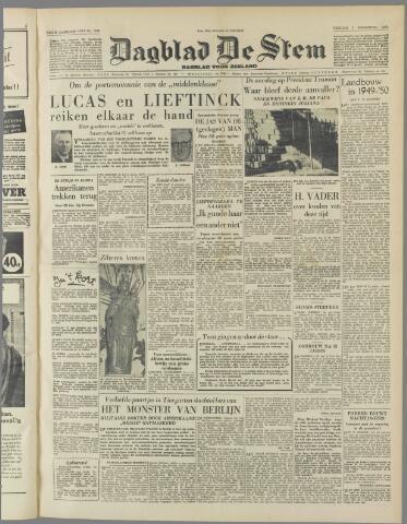 de Stem 1950-11-03