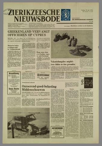 Zierikzeesche Nieuwsbode 1974-07-19