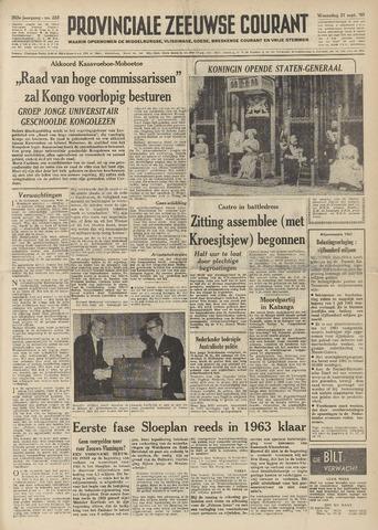 Provinciale Zeeuwse Courant 1960-09-21
