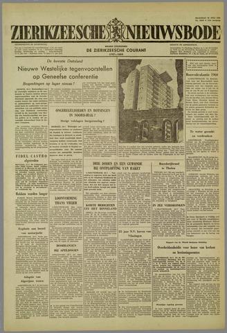 Zierikzeesche Nieuwsbode 1959-07-20