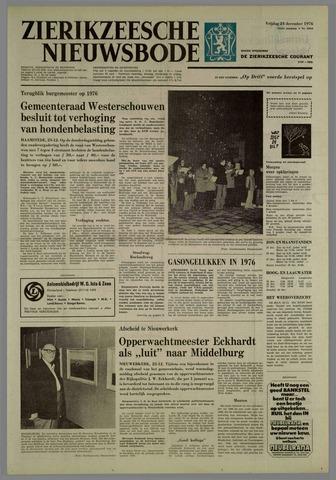 Zierikzeesche Nieuwsbode 1976-12-24