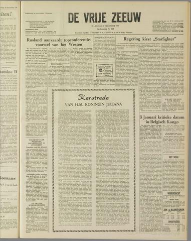 de Vrije Zeeuw 1959-12-28