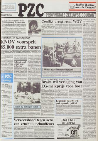 Provinciale Zeeuwse Courant 1988-05-17
