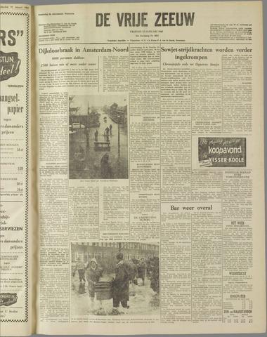 de Vrije Zeeuw 1960-01-15
