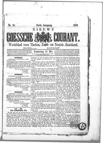 Nieuwe Goessche Courant 1868-05-21