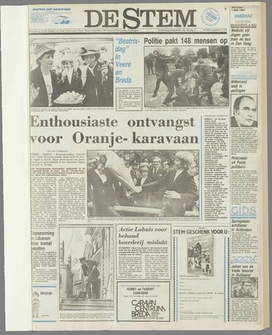 de Stem 1981-05-01