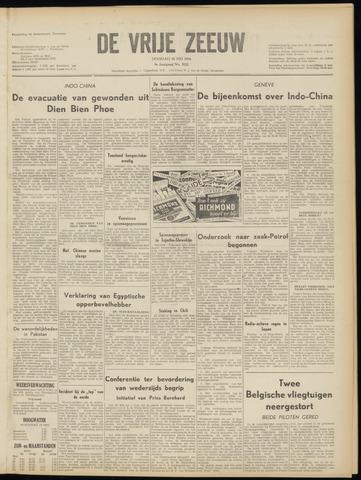 de Vrije Zeeuw 1954-05-18