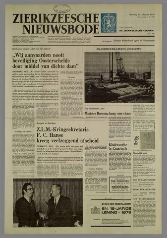 Zierikzeesche Nieuwsbode 1976-02-23
