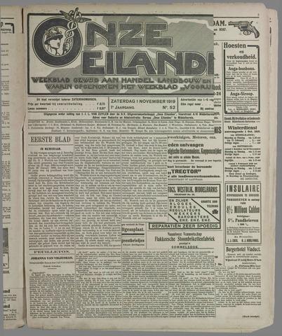 Onze Eilanden 1919-11-01