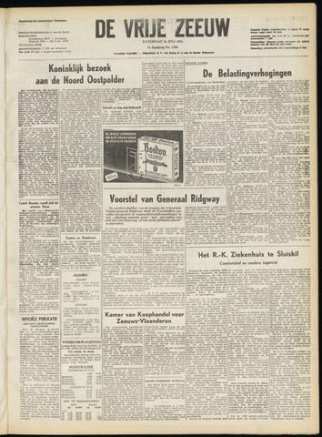 de Vrije Zeeuw 1951-07-14
