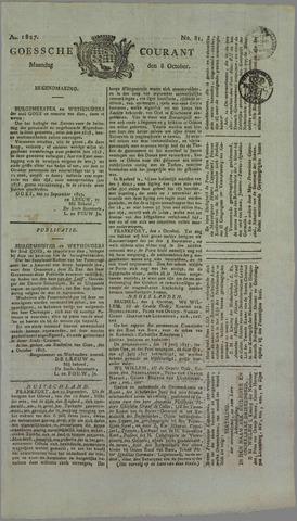 Goessche Courant 1827-10-08