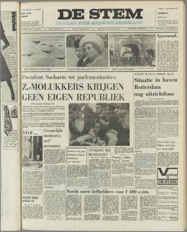 de Stem 1970-09-04