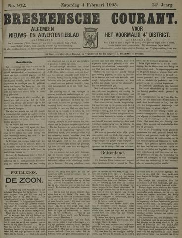 Breskensche Courant 1905-02-04