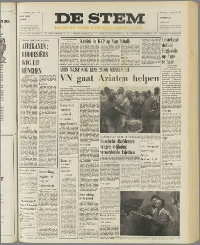 de Stem 1972-08-21