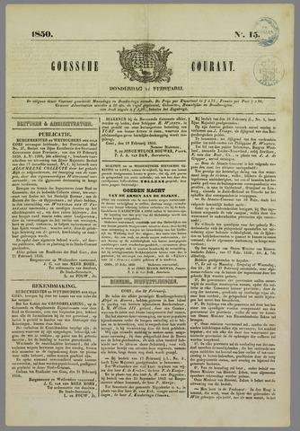 Goessche Courant 1850-02-21