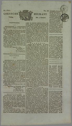 Goessche Courant 1827-10-05
