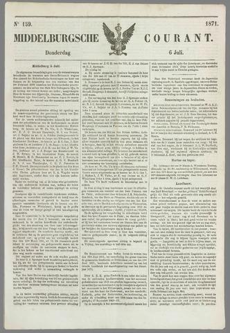 Middelburgsche Courant 1871-07-06