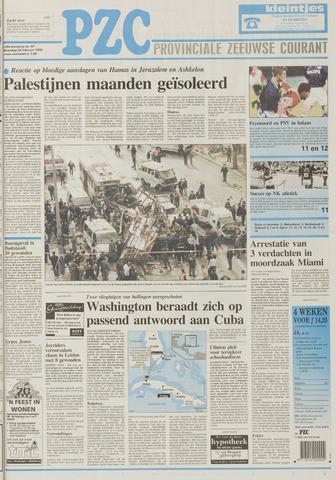 Provinciale Zeeuwse Courant 1996-02-26