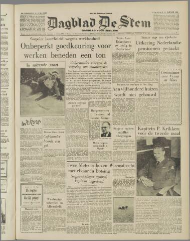 de Stem 1958-01-14