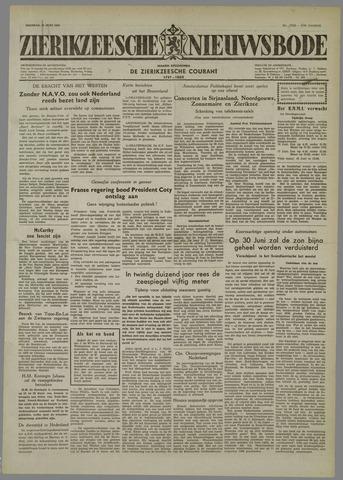Zierikzeesche Nieuwsbode 1954-06-15