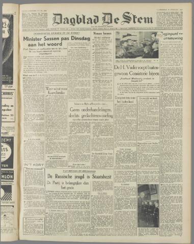 de Stem 1949-02-10