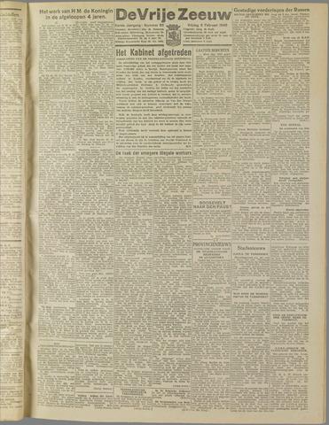 de Vrije Zeeuw 1945-02-09