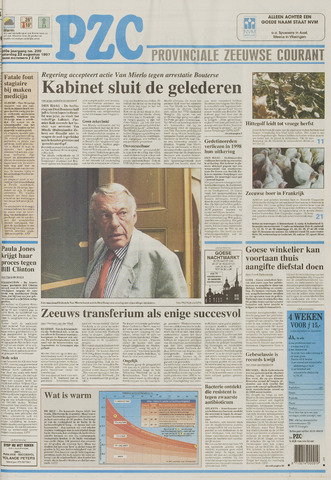 Provinciale Zeeuwse Courant 1997-08-23