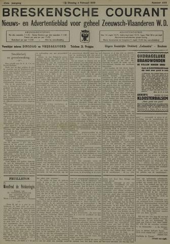 Breskensche Courant 1936-02-04