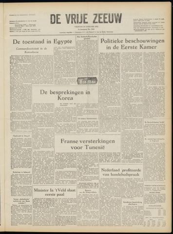 de Vrije Zeeuw 1952-01-25