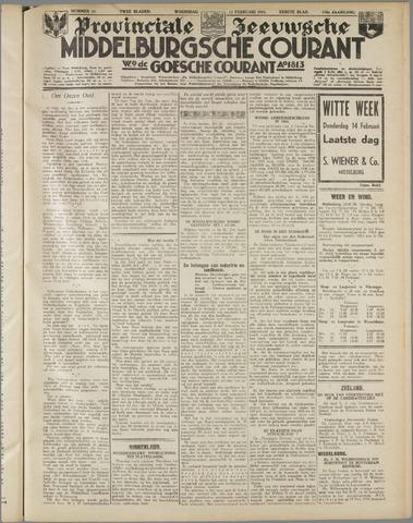 Middelburgsche Courant 1935-02-13