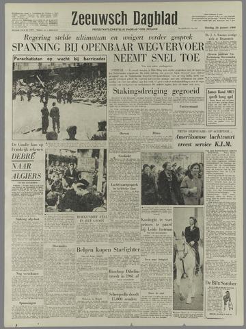 Zeeuwsch Dagblad 1960-01-26