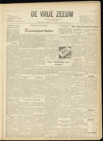 de Vrije Zeeuw 1956-08-25