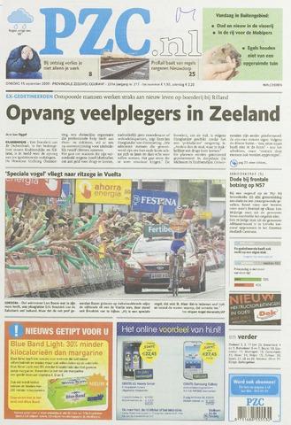 Provinciale Zeeuwse Courant 2009-09-15
