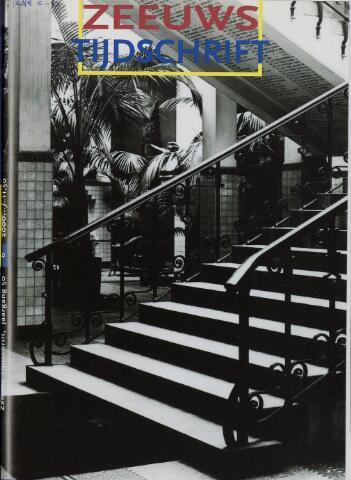Zeeuws Tijdschrift 2000-11-01