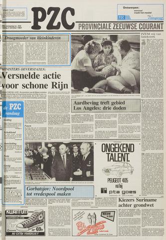 Provinciale Zeeuwse Courant 1987-10-02