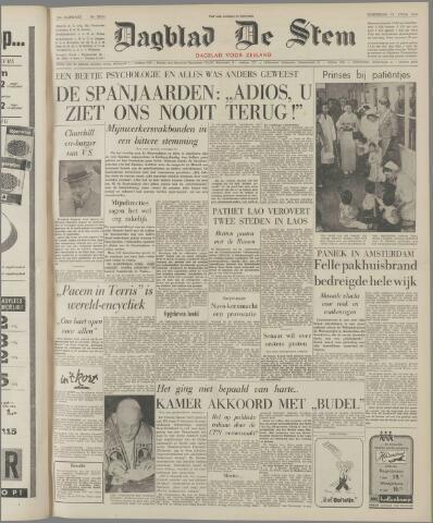de Stem 1963-04-10