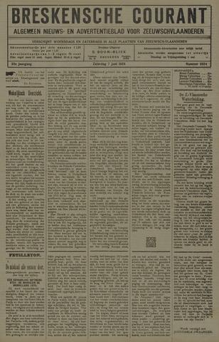 Breskensche Courant 1924-06-07