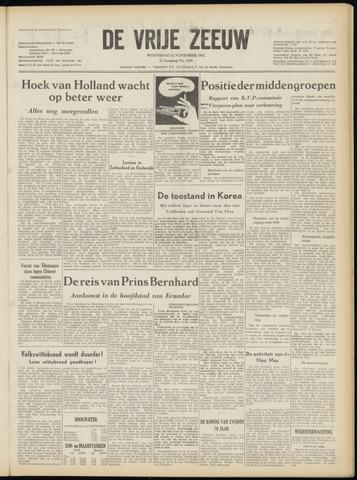 de Vrije Zeeuw 1952-11-12