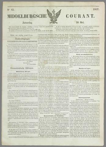 Middelburgsche Courant 1857-05-30