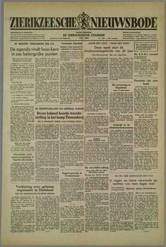 Zierikzeesche Nieuwsbode 1952-10-13