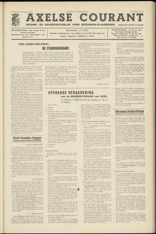 Axelsche Courant 1963-02-02