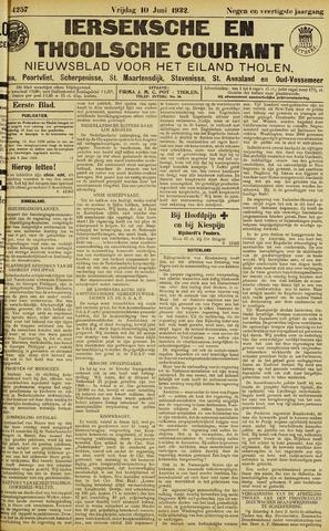 Ierseksche en Thoolsche Courant 1932-06-10