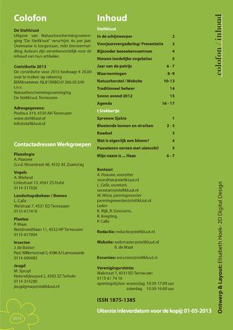 de Steltkluut 2013-03-01