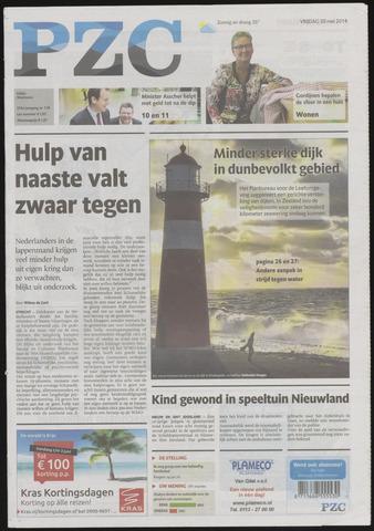 Provinciale Zeeuwse Courant 2014-05-30
