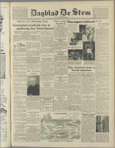de Stem 1949-09-03