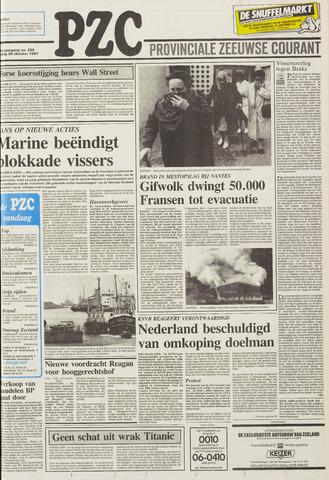 Provinciale Zeeuwse Courant 1987-10-30