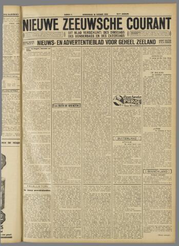 Nieuwe Zeeuwsche Courant 1933-01-19