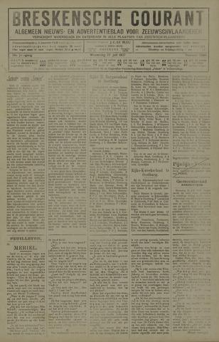 Breskensche Courant 1927-07-27