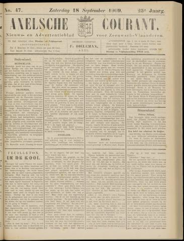 Axelsche Courant 1909-09-18